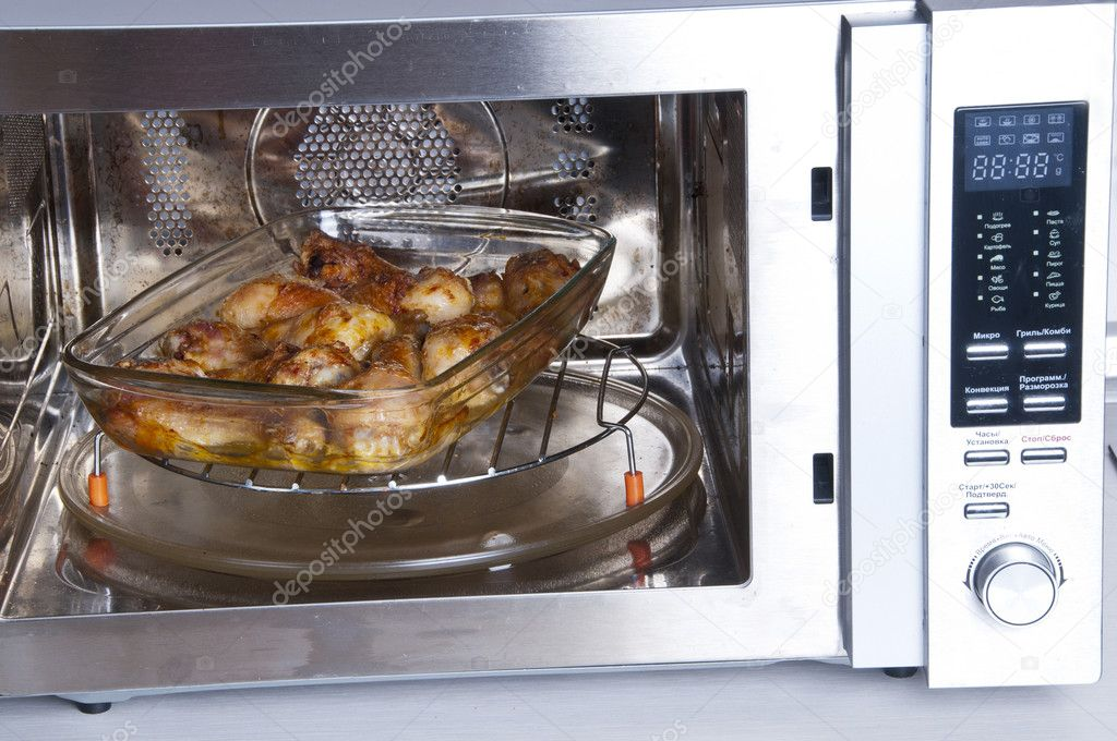 Can You Put Glass in The Microwave Oven