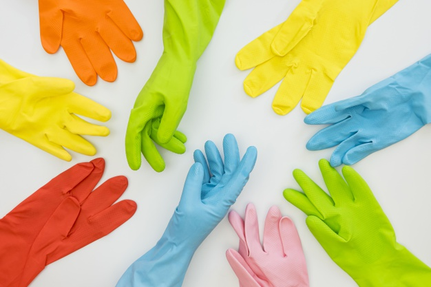 Are Dishwashing Gloves Recyclable