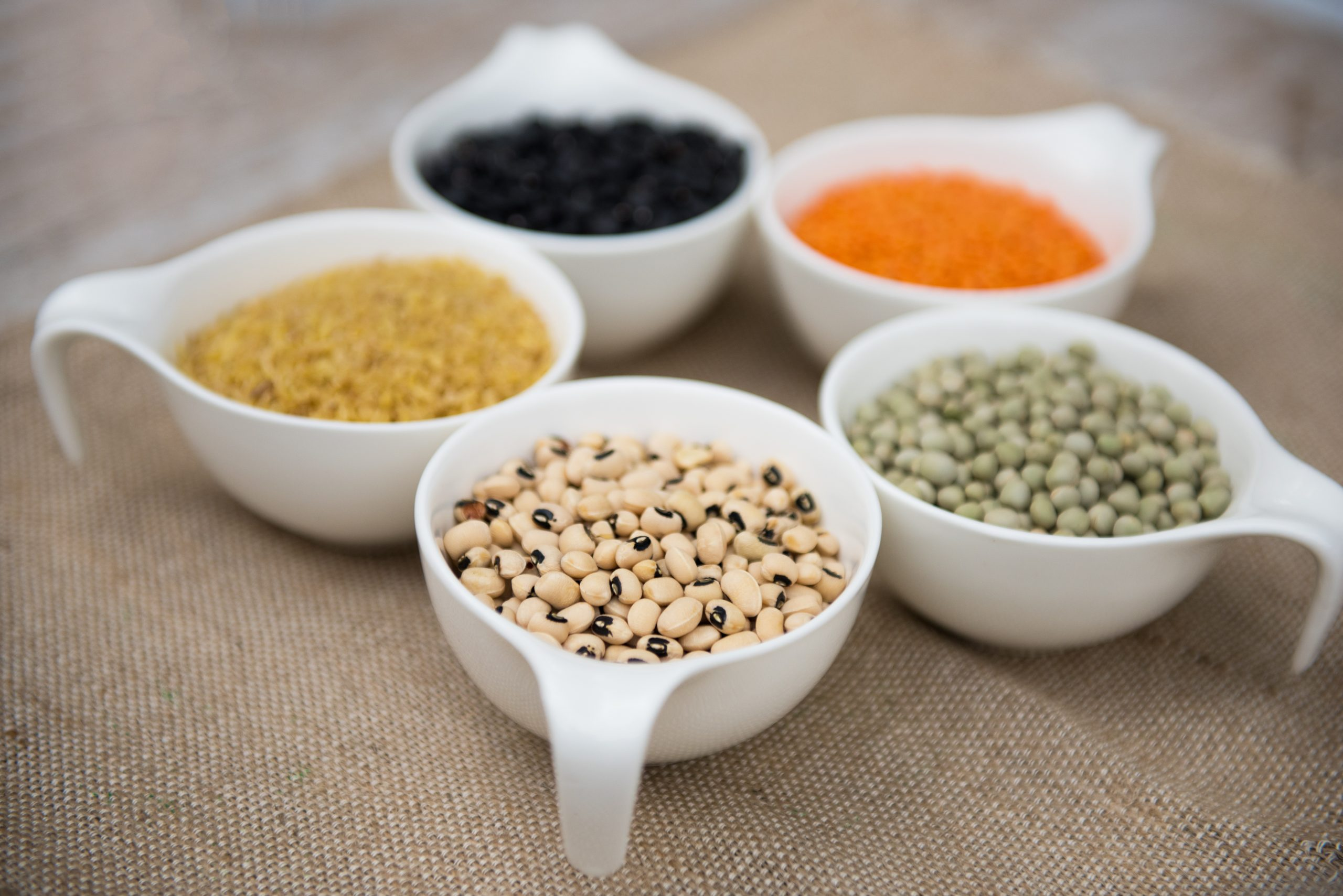 What Dishes are Gram and Pulses Used in